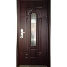 Puerta TH-112 con Vitral / DERECHA